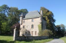 le Château du mazeau bijou XVIème à Rempnat